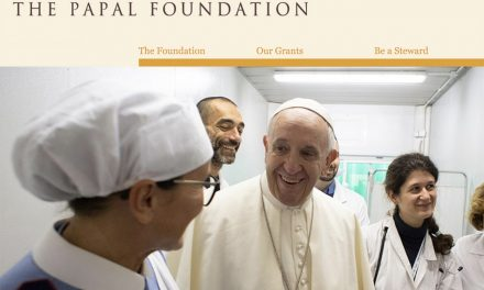 Papal Foundation announces $9m in grants for charitable projects