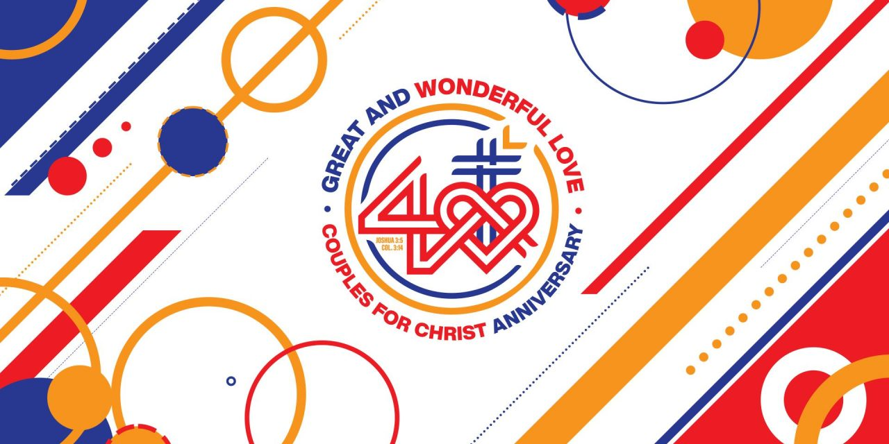 Couples for Christ celebrates 40th anniversary