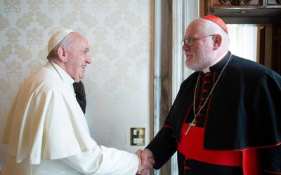 Cardinal Marx: Pope Francis' resignation decision a 'great challenge'