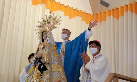 Tarlac's Marian image receives pontifical coronation