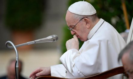 Pope Francis: Say the 'Jesus Prayer' throughout the day