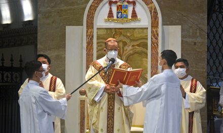 Bishops lead prayers following death of former President Aquino