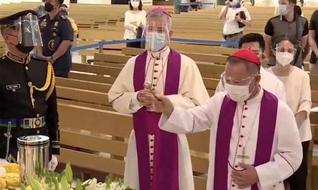 CBCP condoles with Aquino family over Noynoy's death