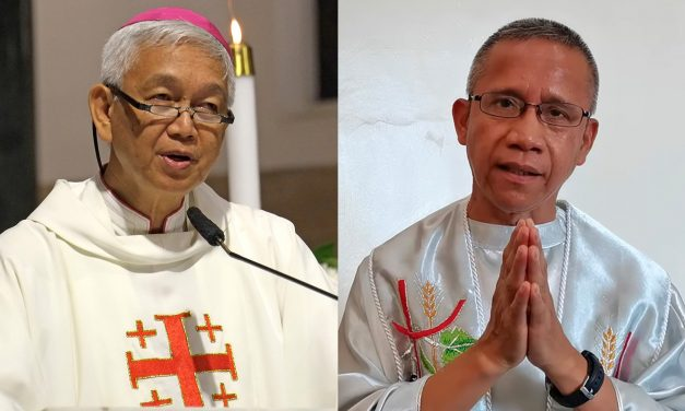 Pope appoints new bishops for Taytay and Malaybalay
