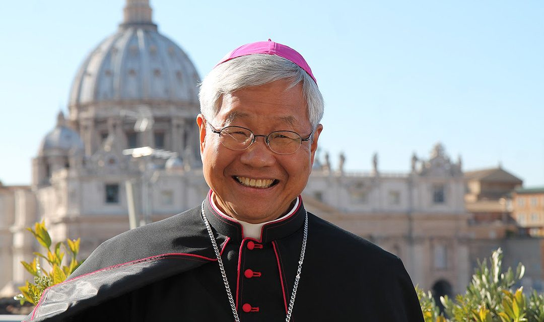 Pope Francis names new prefect of Vatican Congregation for Clergy