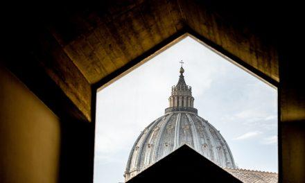 Financial watchdog tells Vatican to improve judicial action on crime