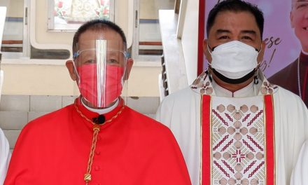 Administrator elected to oversee Capiz archdiocese