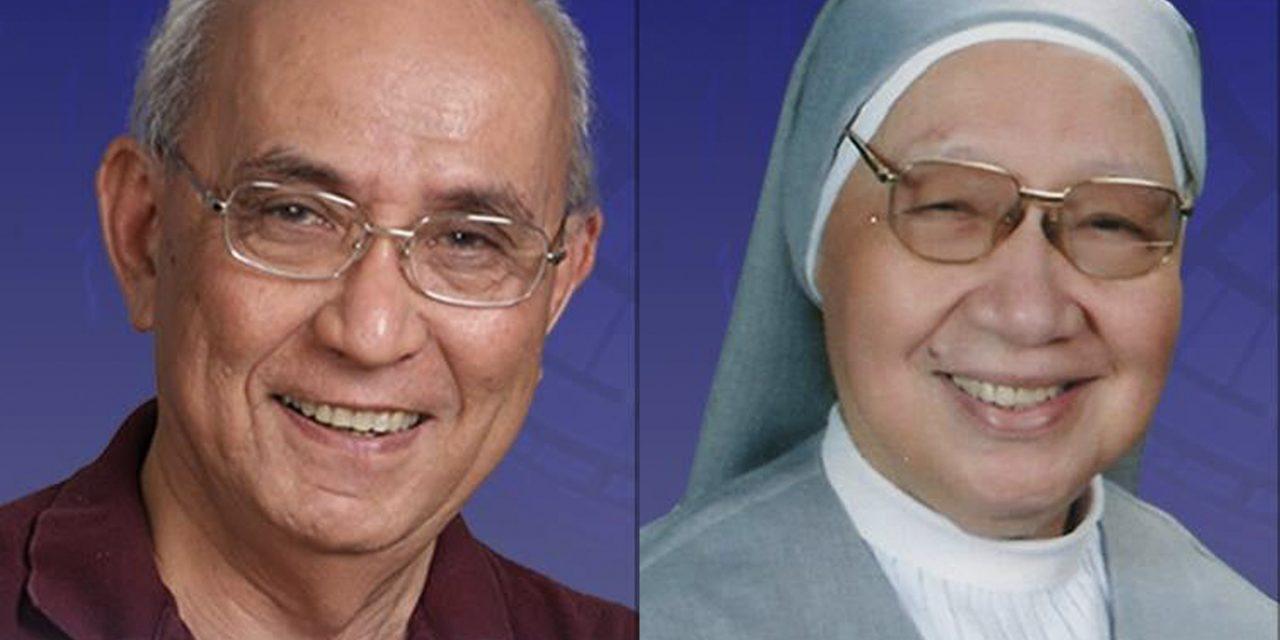 CEAP to confer highest award on Fr. Bernas, Sr. Sta. Ana