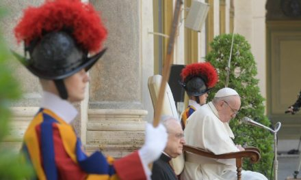 Pope Francis may continue to make changes in the Roman Curia