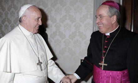 Pope Francis names new Vatican ambassador to Canada