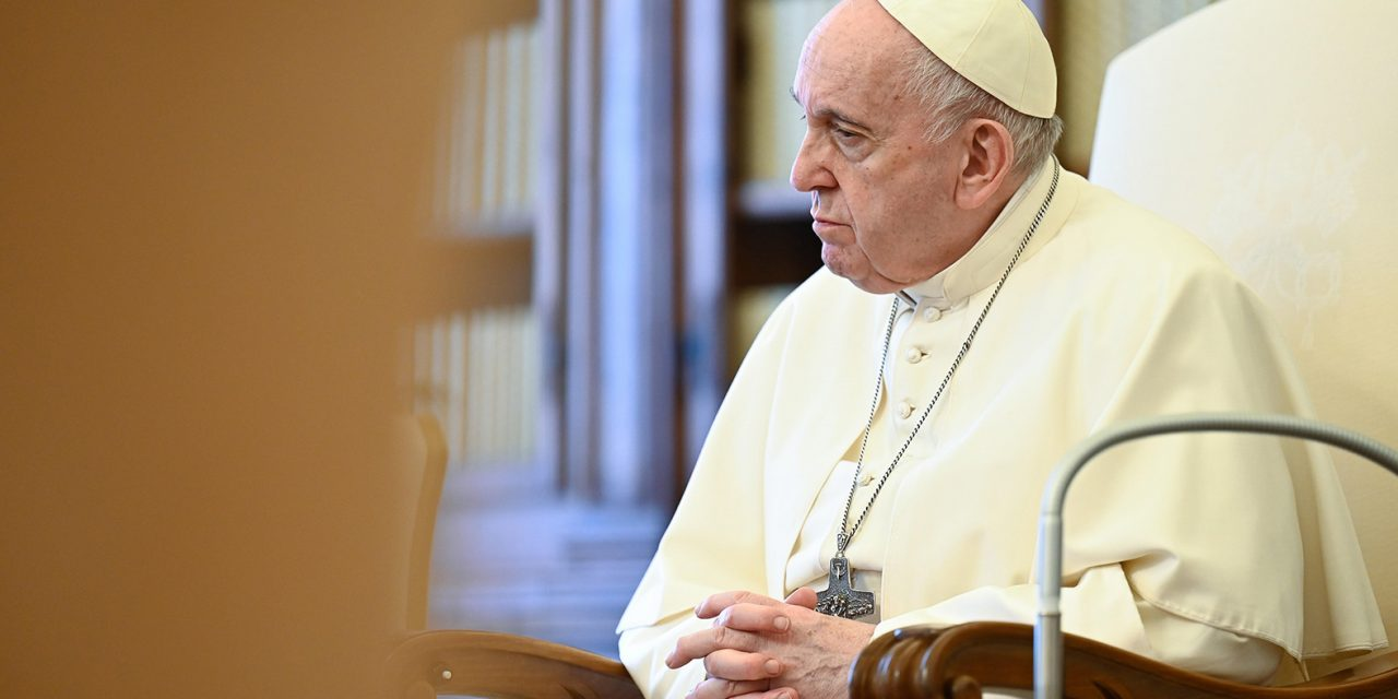 Pope Francis issues restrictions on extraordinary form Masses in new motu proprio