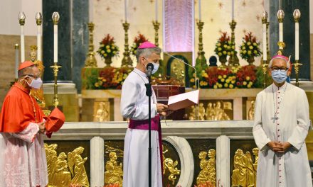 From Manila to mission area, Bishop Pabillo humbled by chance 'to live poor among poor'