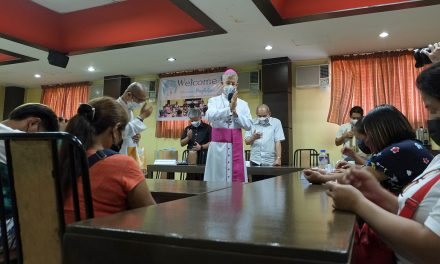 Nuncio to bring plight of drug war orphans, widows to Pope Francis