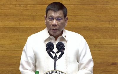 Unite country, show integrity in final year, Duterte urged