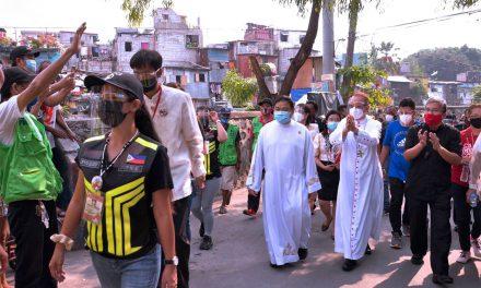 Cardinal Advincula eyes 'mission stations' in Manila