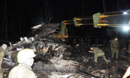 Bishops mourn military plane crash victims