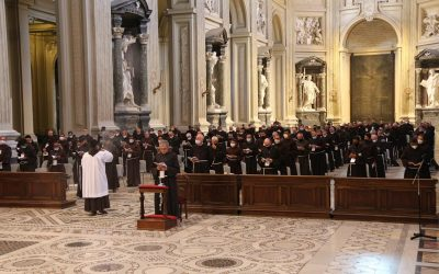 Pope Francis to Friars Minor: Seek renewal amid declining numbers
