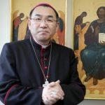 Japan prelate named secretary general of Asian bishops' federation