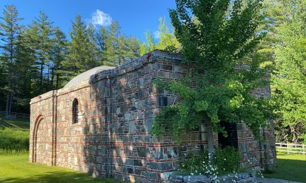 The Blessed Virgin Mary's house in Vermont