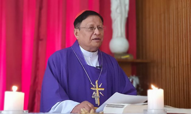Myanmar under 'excruciating   period of anguish' — Cardinal Bo