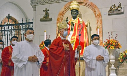 On Pope' Day, Nuncio calls to protect creation