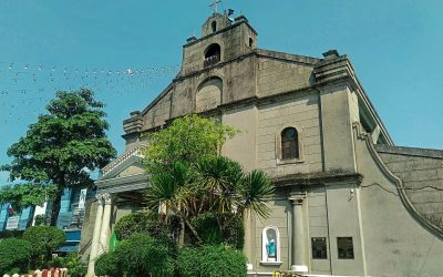 Caloocan Cathedral under lockdown after priest who died of heart attack tests Covid-19 positive