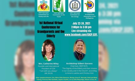 CBCP to host virtual conference for World Day of Grandparents and Elderly