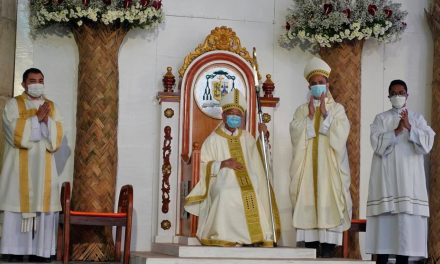 Bishop Pabillo vows to continue work for justice, human rights in Palawan