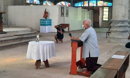 Bishop Pabillo arrives Palawan for his new mission