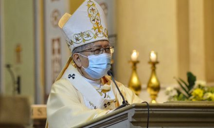 Prayers sought for Jaro archbishop's speedy recovery from Covid-19