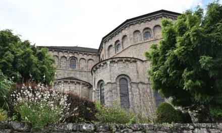 Benedictine monks return to historic Solignac Abbey for first time since French Revolution