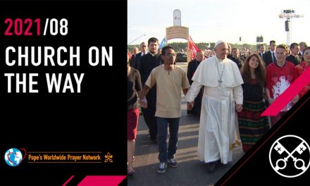 WATCH: Pope Francis asks Catholics to pray in August for Church reform 'in the light of the Gospel'