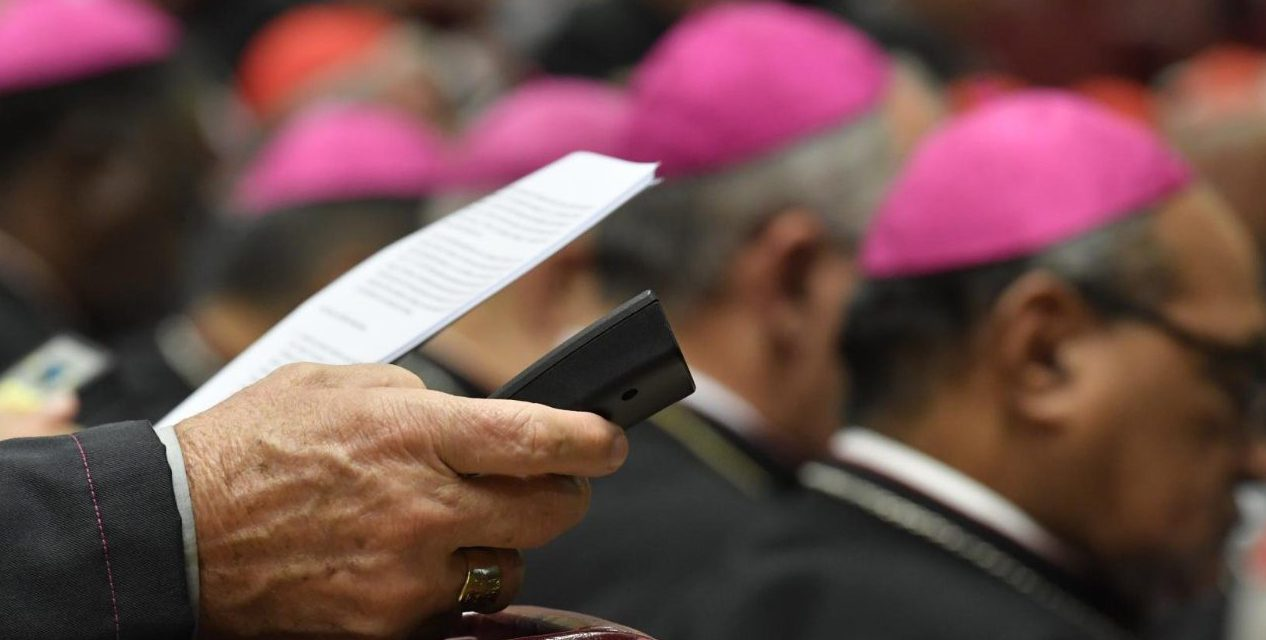 Vatican releases synod on synodality preparatory documents