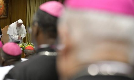 Pope Francis invokes Abraham Lincoln in message to safeguarding summit