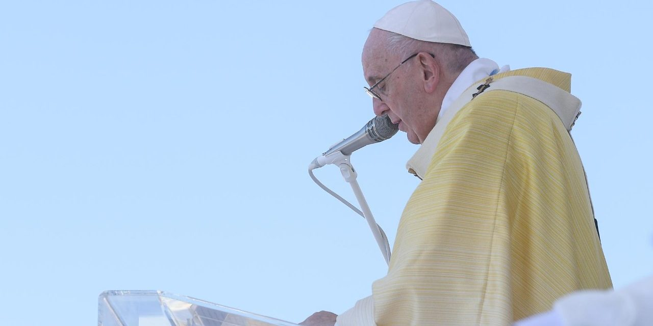 Full text: Pope Francis' homily at closing Mass of IEC in Budapest
