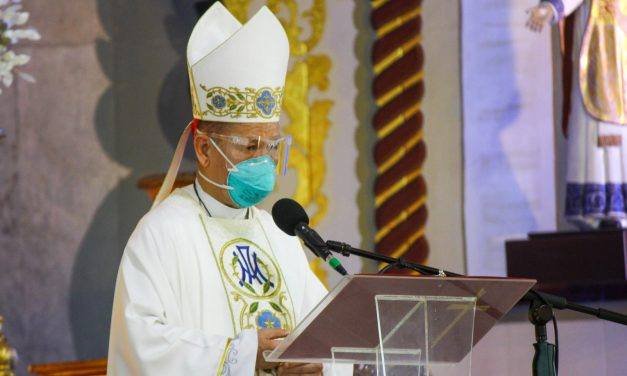 CBCP message for the speedy recovery of Cardinal Advincula