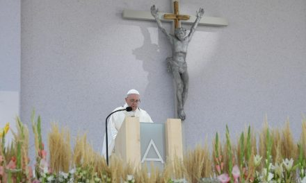 Pope Francis in Slovakia: Our Lady of Sorrows teaches us compassion for the suffering
