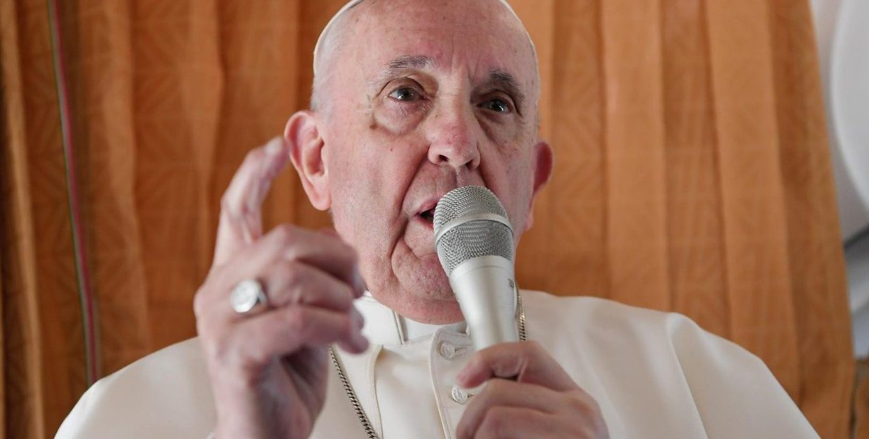 Pope Francis on COVID-19 vaccines: 'Even in the College of Cardinals there are some deniers'