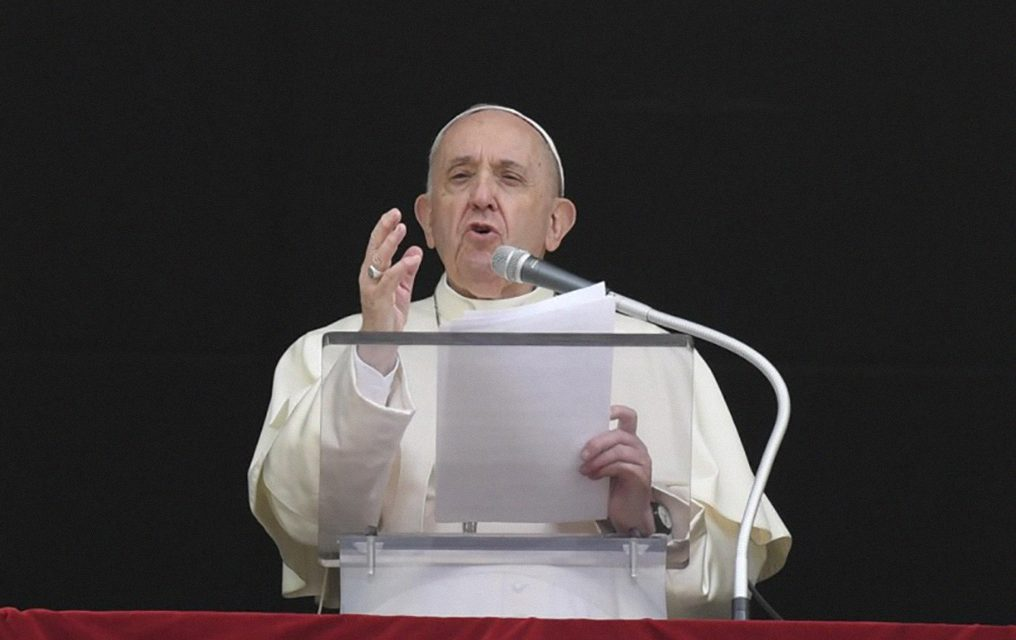 Pope Francis: The Catholic Church must be welcoming