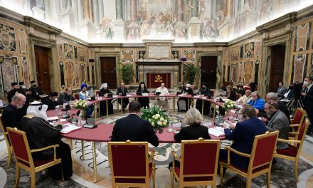 Pope Francis discusses education with faith leaders on World Teachers' Day