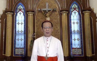 Cardinal Advincula announces recovery from Covid-19, urges public to get vaccinated