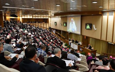 Pope Francis: Path to 2023 synod on synodality faces three 'risks'