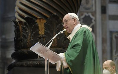 Homily of Pope Francis during opening Mass for Synod on Synodality