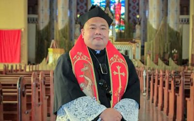 Fr. Acuña, chief canon lawyer of Tarlac diocese, dies at 35