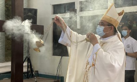 Borongan diocese marks 61 years