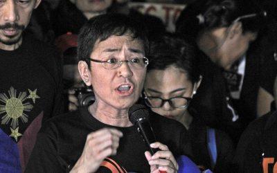 Bishops laud Maria Ressa's Nobel Peace Prize win