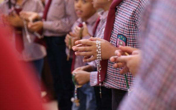 'One million children praying the rosary': Kids join rosary initiative inspired by St. Padre Pio