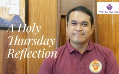 A Holy Thursday Reflection