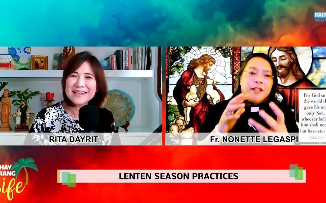 Lenten Season Practices